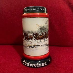 Budweiser Anheuser-Busch American Tradition Stein